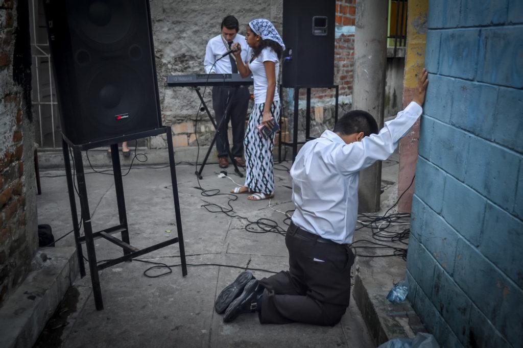 El Salvador Pandillero Pastor Evangelico